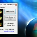 Come modificare il logo del menu Start in Windows 7